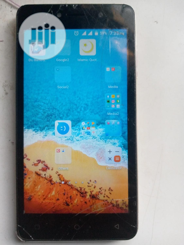 Tecno F2 8 GB Gold | Mobile Phones for sale in Shomolu, Lagos State, Nigeria