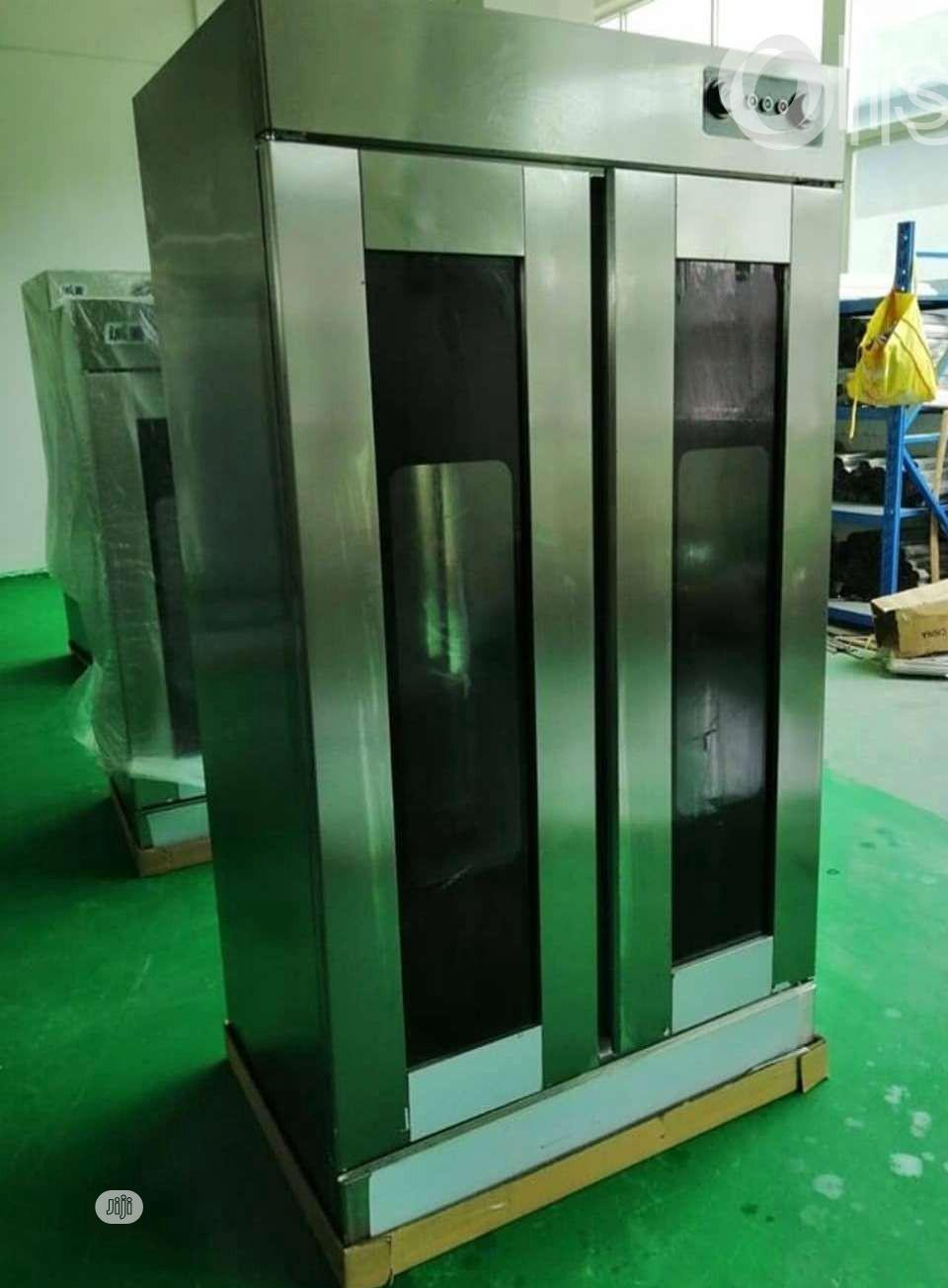 Double Door Industrial Proofer