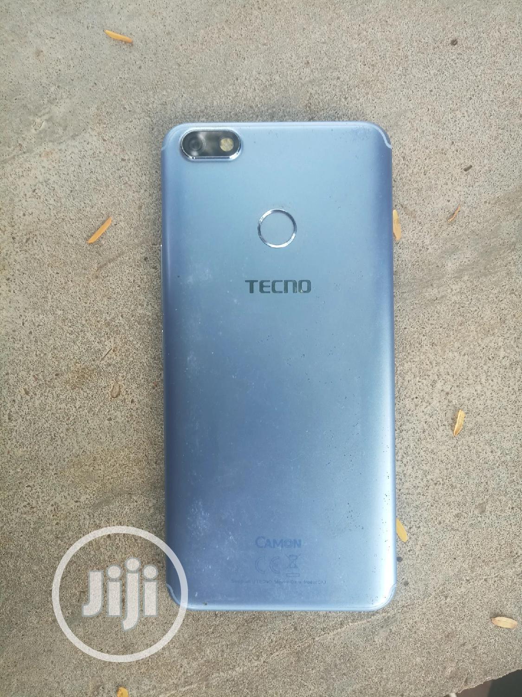 Archive: Tecno Camon X 16 GB Blue