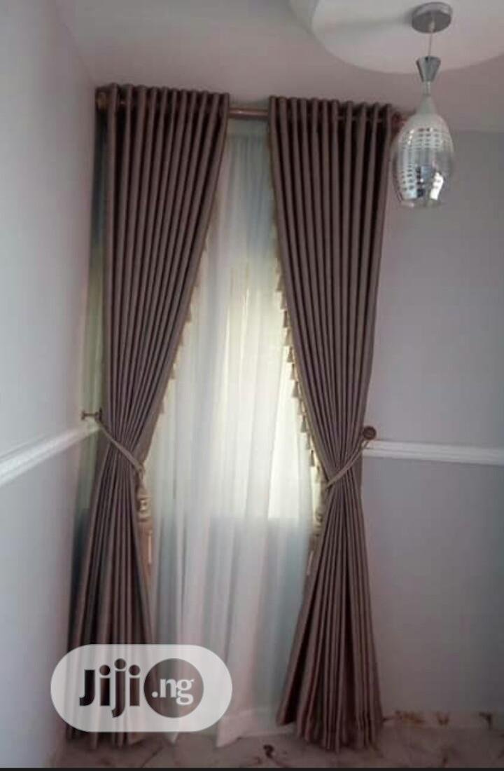 Quality Curtains for Your Homes and Office, | Home Accessories for sale in Victoria Island, Lagos State, Nigeria
