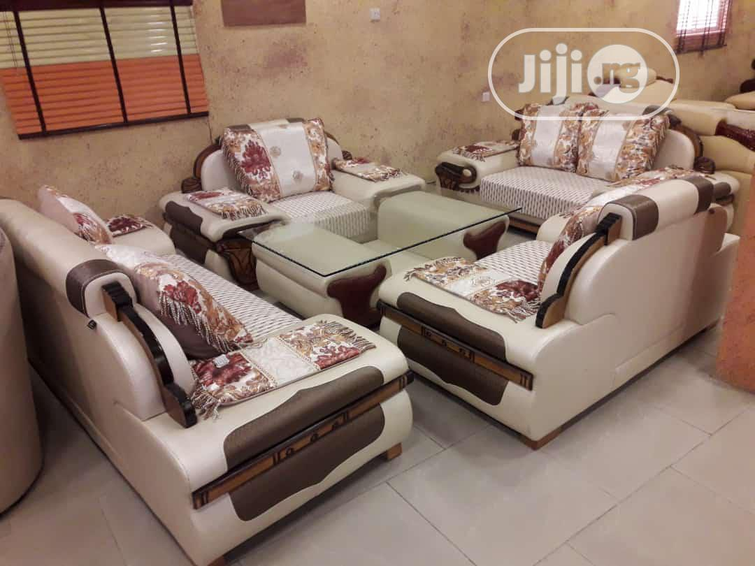 Archive: 7 Seater Complete Set Of Foreign Sofa Chairs