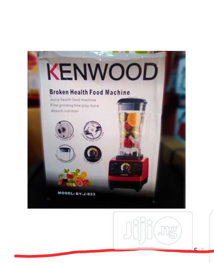 Kenwood Broken Health Food Machine High Commercial Blender | Restaurant & Catering Equipment for sale in Lagos Island (Eko), Lagos State, Nigeria