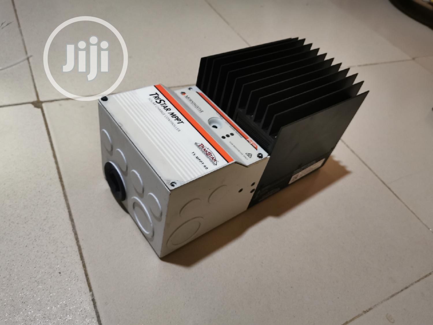 Archive: Tristar MPPT Solar Charge Controller 60A