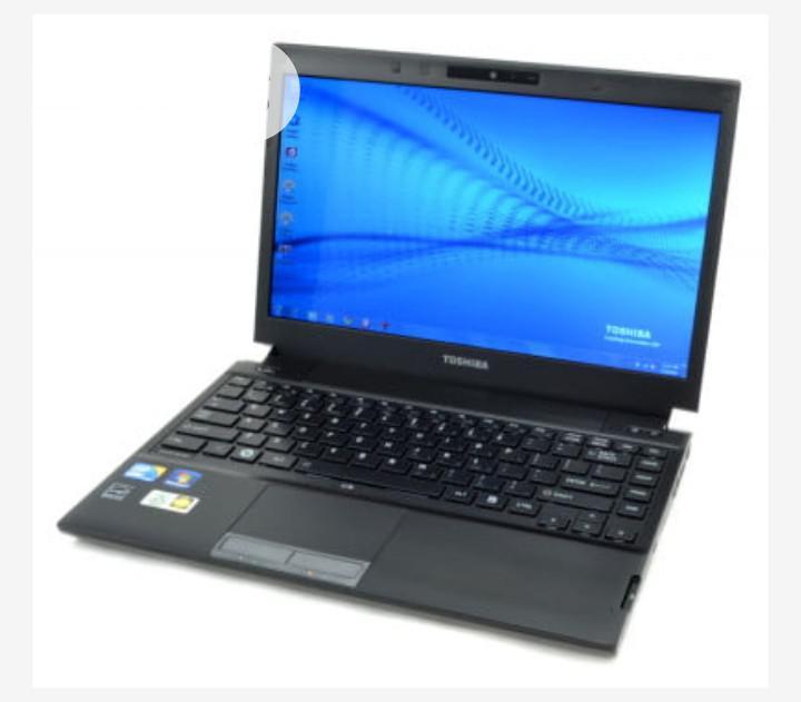 Laptop Toshiba Portege R705 4GB Intel Core I5 HDD 500GB