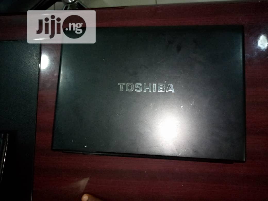 Laptop Toshiba Portege R705 4GB Intel Core I5 HDD 500GB | Laptops & Computers for sale in Ifako-Ijaiye, Lagos State, Nigeria