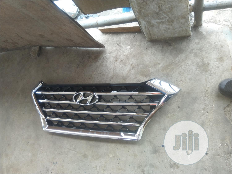 Archive Front Grill Hyundai Tucson 2019 Model In Mushin Vehicle Parts Accessories Auto Prodigy Nigeria Enterprises Jiji Ng