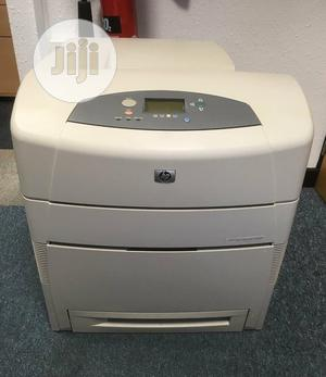 HP 5550 A3 Colour Laserjet Printer   Printers & Scanners for sale in Lagos State, Ikeja
