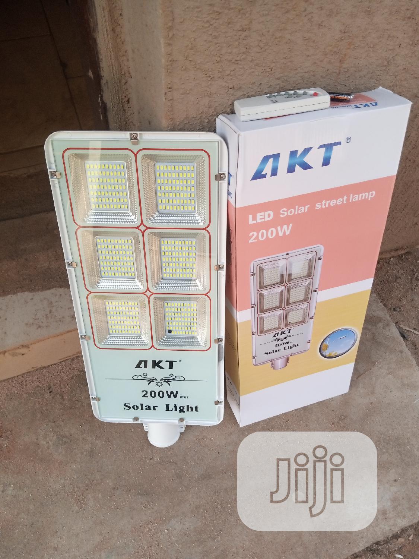 Archive: Solar Street Light