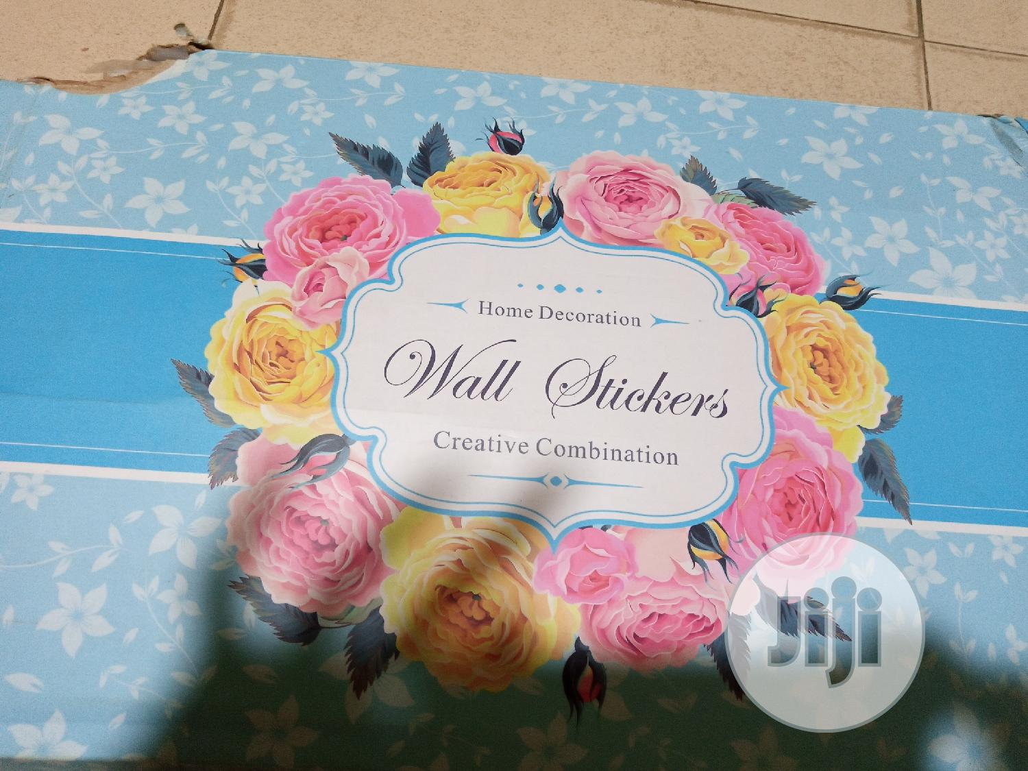 3d Wall Stickers | Home Accessories for sale in Isolo, Lagos State, Nigeria