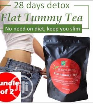 28days Detox Flat Tummy Tea   Vitamins & Supplements for sale in Oyo State, Ibadan
