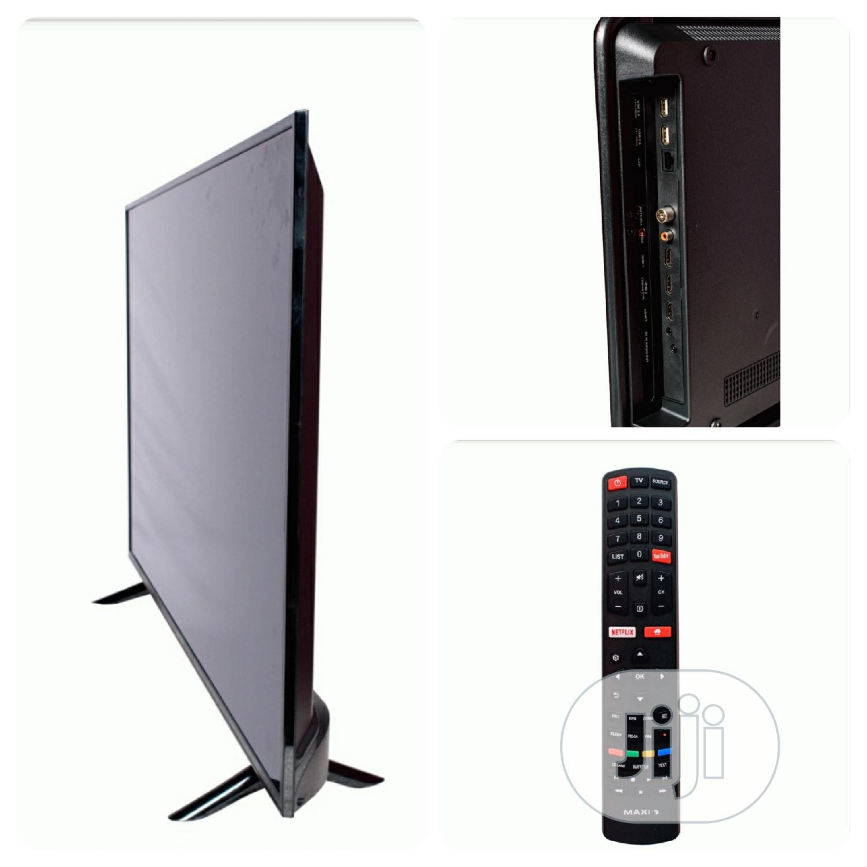 Maxi 55 Inches Smart TV   TV & DVD Equipment for sale in Kubwa, Abuja (FCT) State, Nigeria