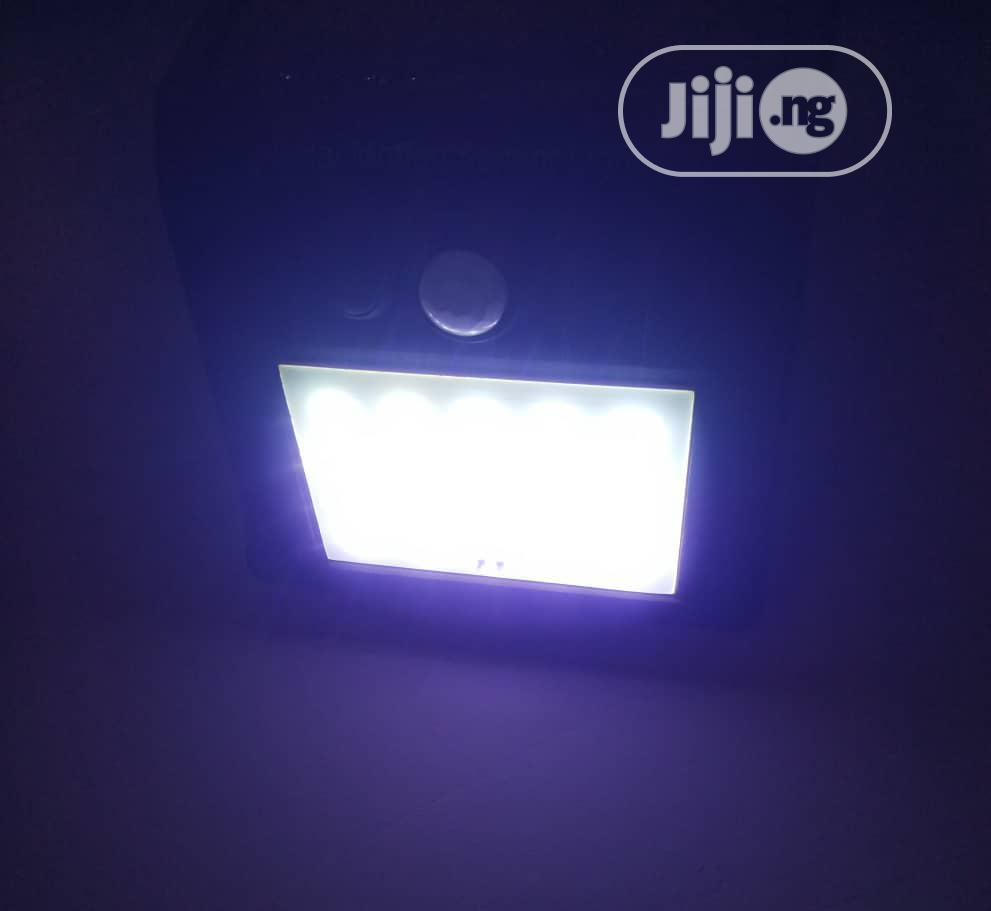 Archive: Single And Double Solar Wall Sensor Light