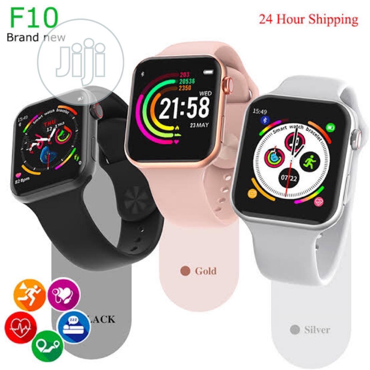 F10 Smart Watch, Fitness Tracker,HR Monitor
