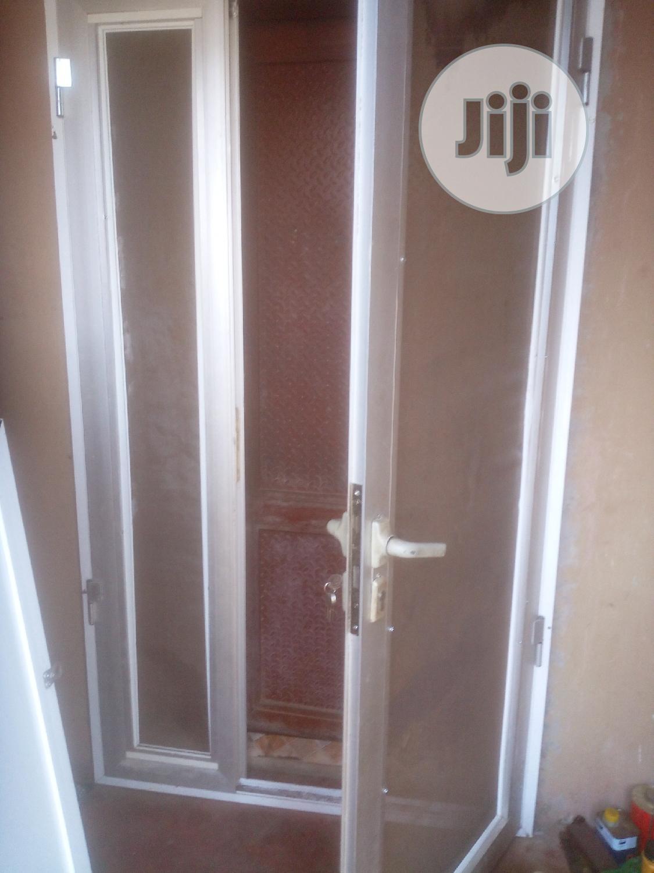 Aluminum Net Door