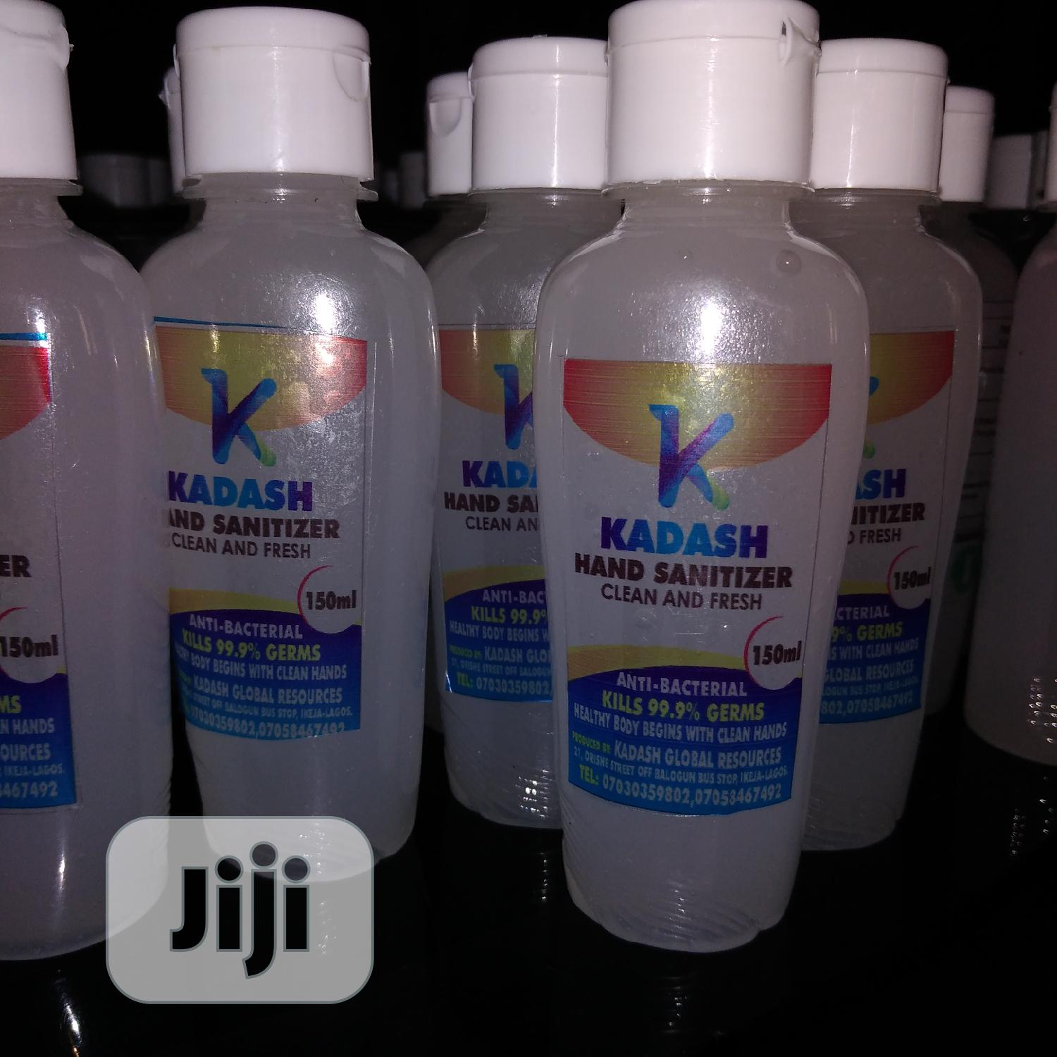 Archive: Hand Sanitizers