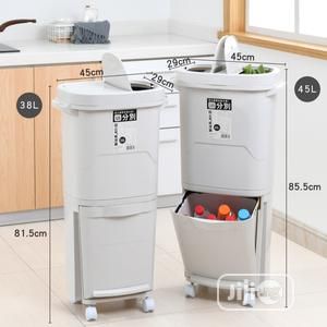 45litre Waste Pedal Bin   Home Accessories for sale in Lagos State, Lagos Island (Eko)