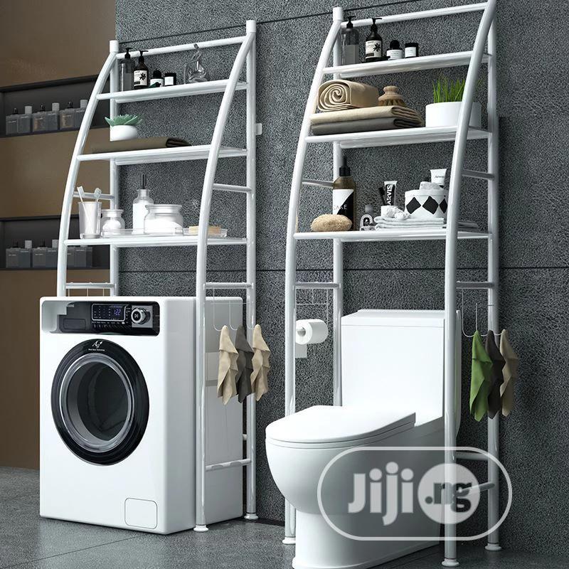 Toilet Shelf | Furniture for sale in Lagos Island, Lagos State, Nigeria