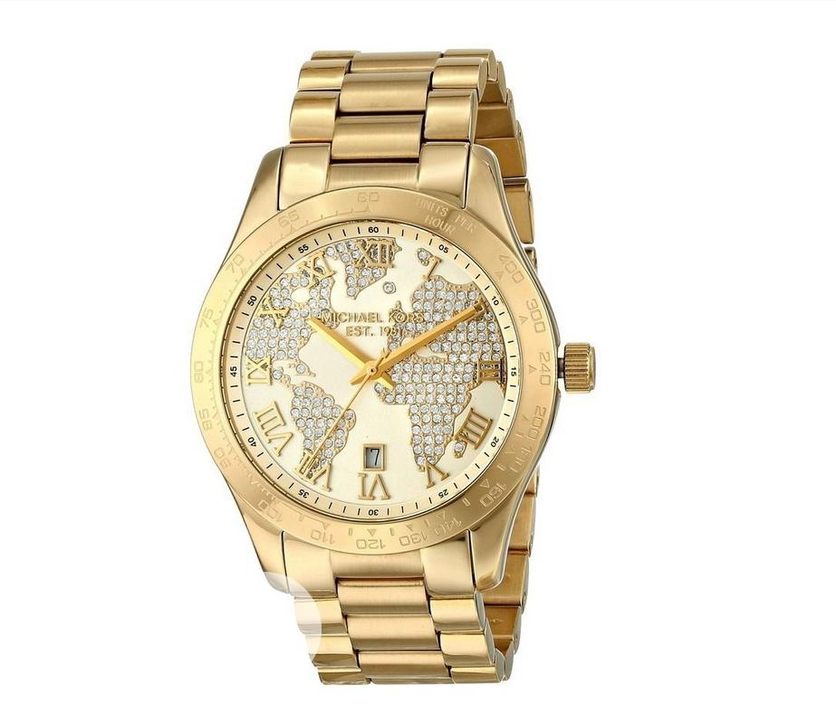 Gold Michael Kors Watch