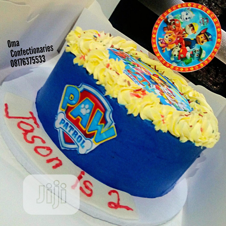Birthday Cakes in Ajah