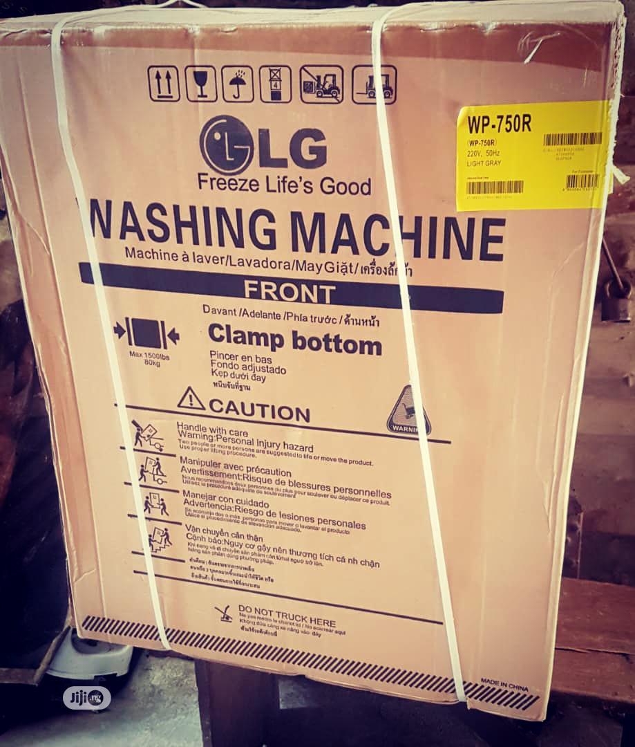 Washing Machine LG Wp750