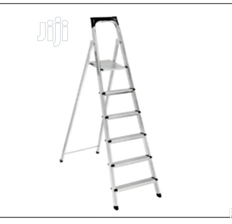 6 Steps Profile Ladder | Hand Tools for sale in Lagos Island (Eko), Lagos State, Nigeria