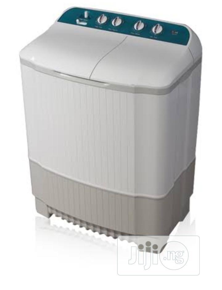 Washing Machine LG Wp750   Home Appliances for sale in Amuwo-Odofin, Lagos State, Nigeria