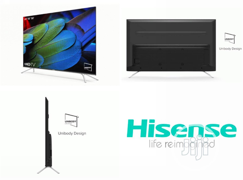 "Hisense TV 75"" Inches B7500UW 4K Smart TV W/ Free Bracket"
