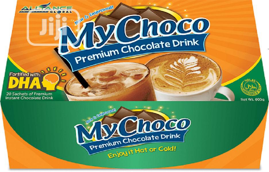 Archive: Mychoco: Alkaline Chocolate Drink
