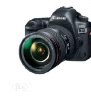 Canon EOS 5D Mark IV With 24-105mm Lens Camera   Photo & Video Cameras for sale in Lagos State, Ikeja