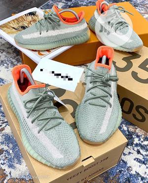 """Adidas Yeezy 350 """"Desert Sage""""   Shoes for sale in Cross River State, Calabar"""