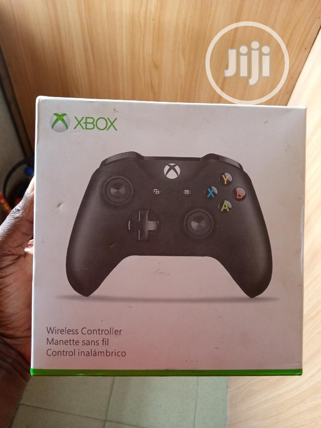 Xbox One Controller With Bluetooth