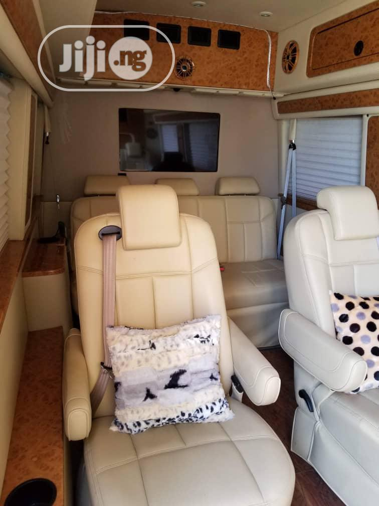 Jautos Mercedes Benz Sprinter Super Executive   Chauffeur & Airport transfer Services for sale in Ikeja, Lagos State, Nigeria
