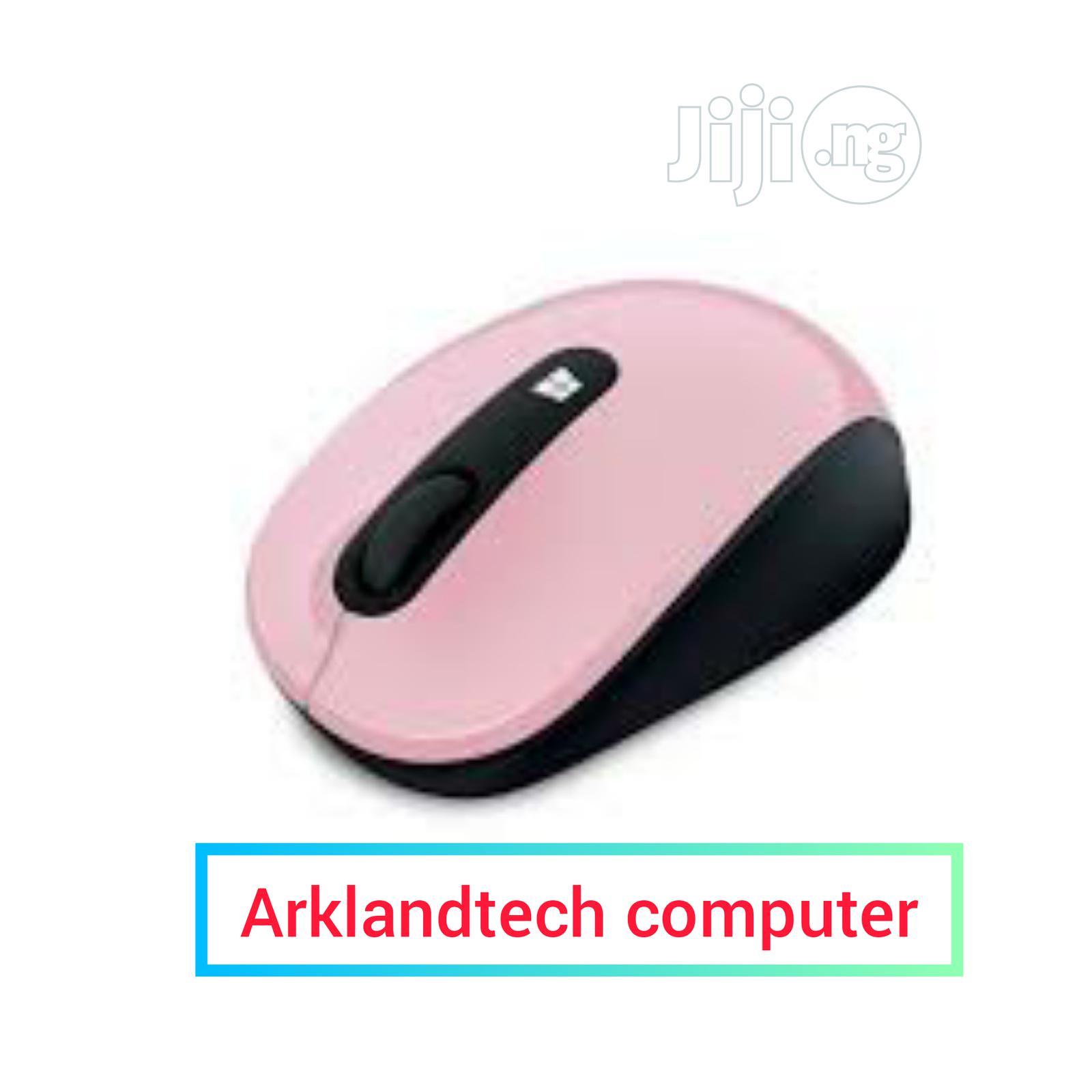 Microsoft Sculpt Mobile Mouse Light Orchid