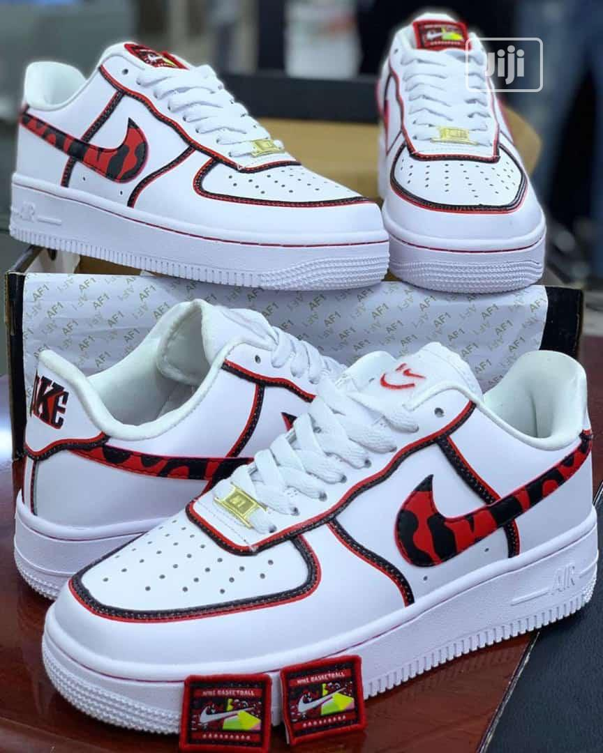 Top Quality and Luxury Sneakers. Nike Airforce 1