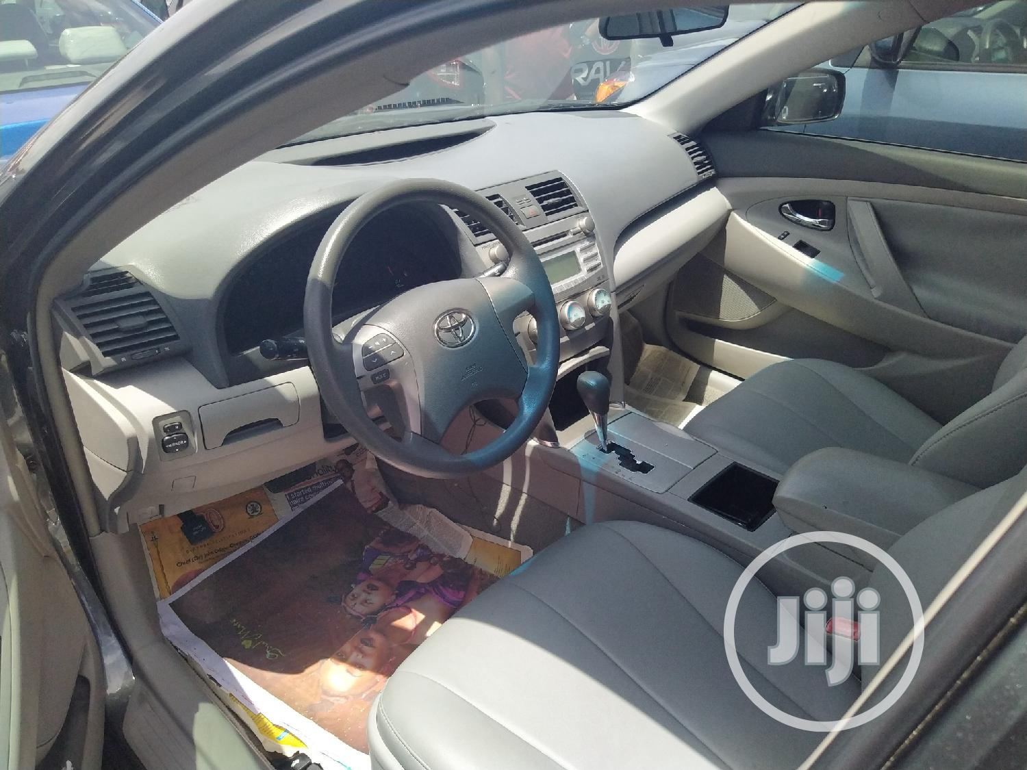Archive: Toyota Camry 2008 2.4 LE