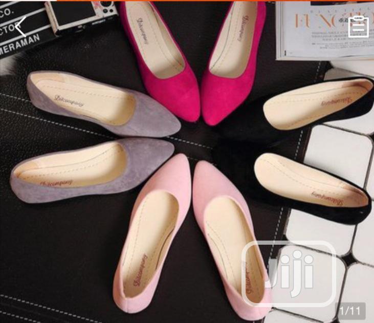 Archive: Beautiful Flat Shoe