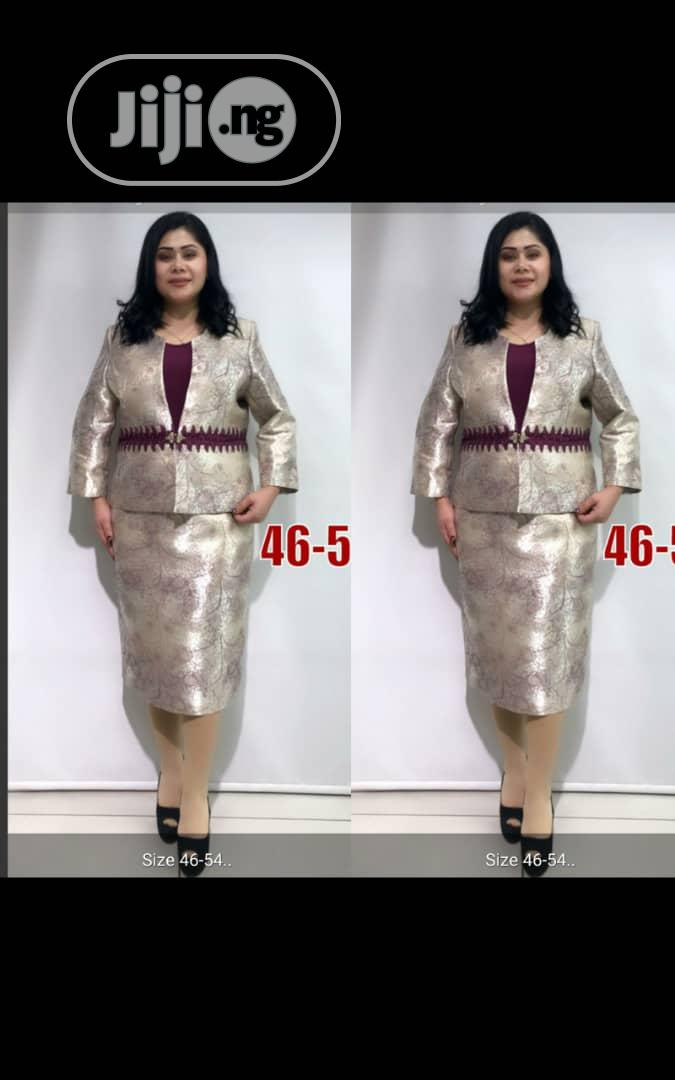 3pics Skirt Suits | Clothing for sale in Lagos Island (Eko), Lagos State, Nigeria