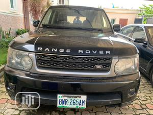 Land Rover Range Rover Sport 2010 HSE 4x4 (5.0L 8cyl 6A) Black   Cars for sale in Lagos State, Lagos Island (Eko)