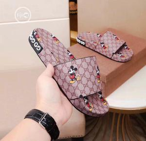 Quality Italian Gucci Slide Palm | Shoes for sale in Lagos State, Surulere