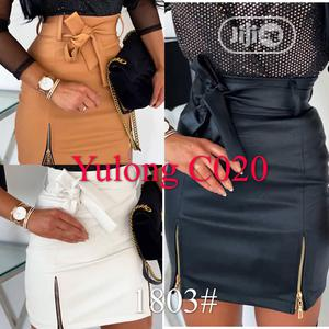 Female Short Leather Skirt   Clothing for sale in Lagos State, Ikeja