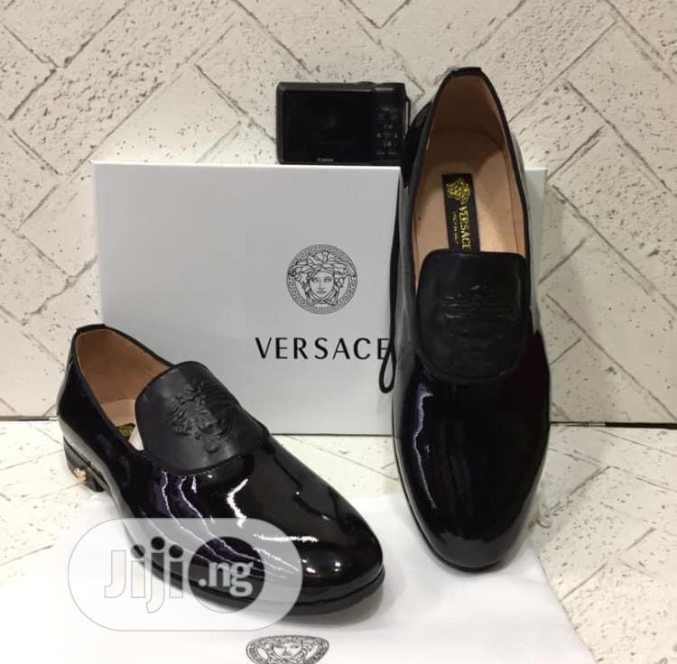 versace designer shoes