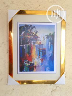 Boat Wall Art Print   Arts & Crafts for sale in Lagos State, Alimosho