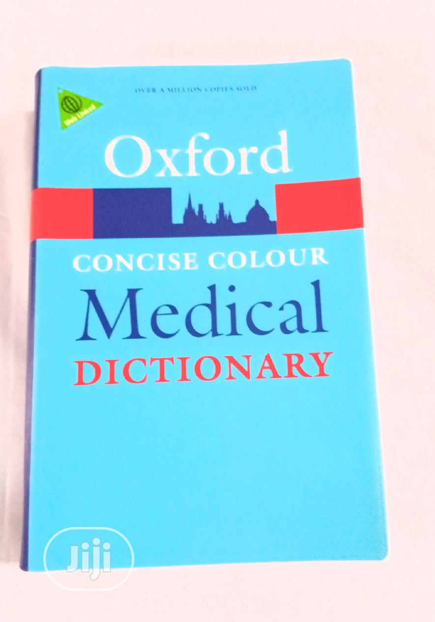 Archive: Concise Medical Dictionary (Leather Back)