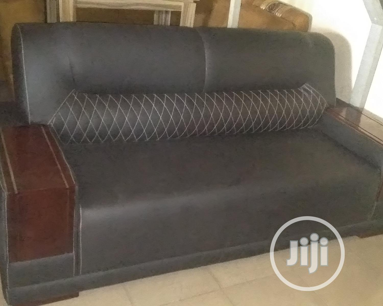 Complete Set Of Leather Chair | Furniture for sale in Ojo, Lagos State, Nigeria