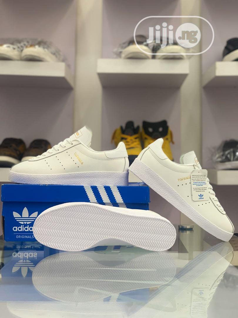 Original Adidas Topanga (Flat Sole) | Shoes for sale in Lagos Island, Lagos State, Nigeria