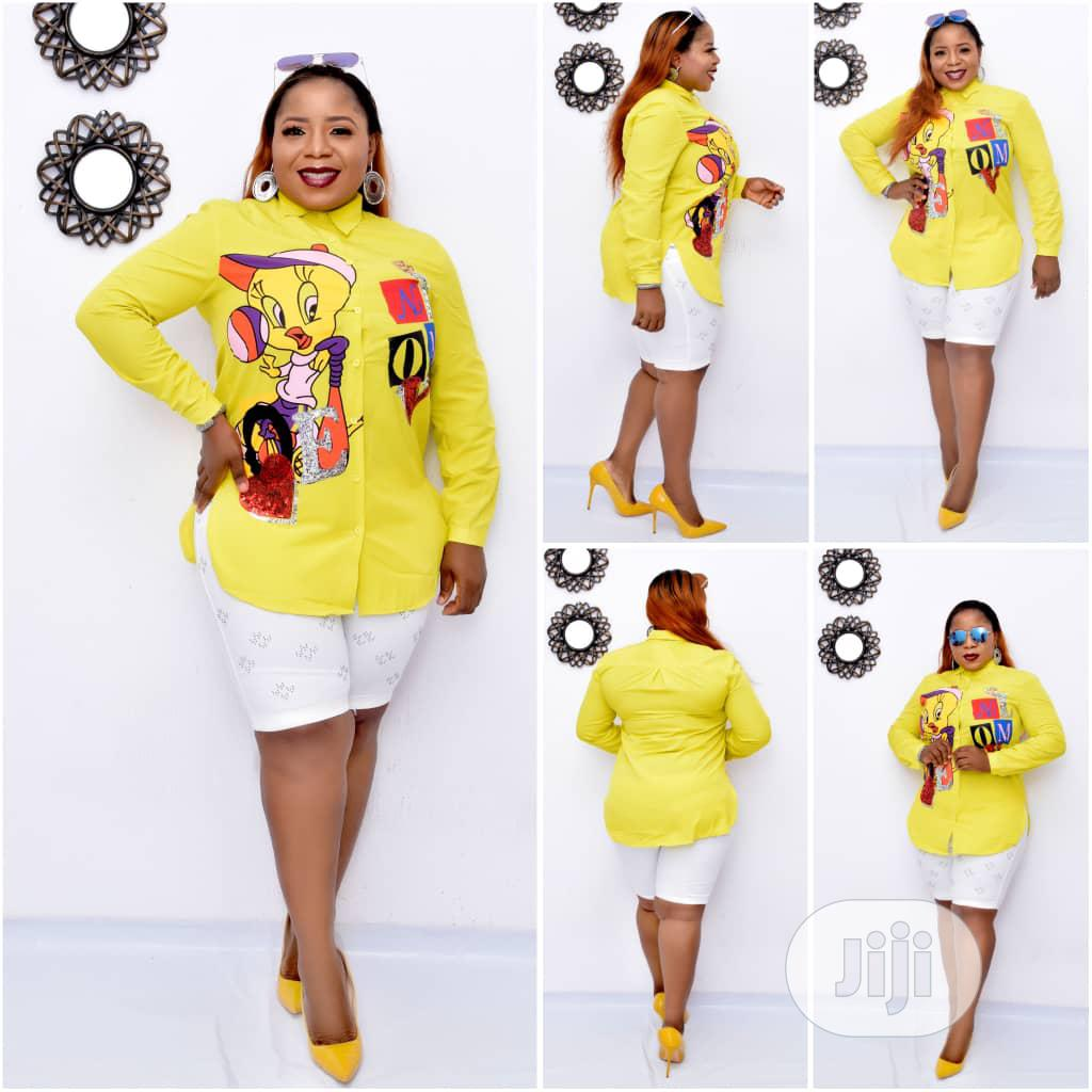 New Female Turkey Shirt and Pants | Clothing for sale in Amuwo-Odofin, Lagos State, Nigeria