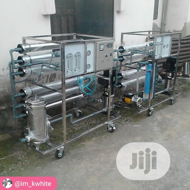 Reverse Osmosis Machine | Manufacturing Equipment for sale in Kubwa, Abuja (FCT) State, Nigeria