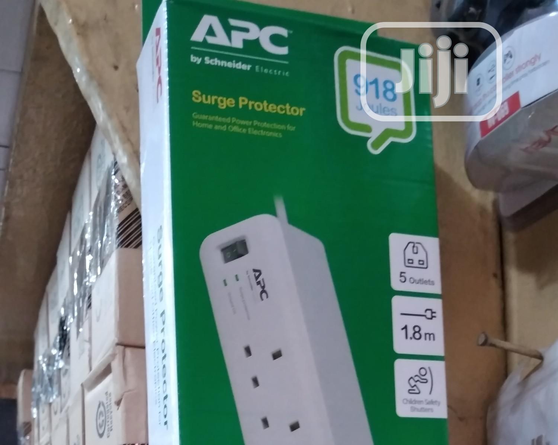 Archive: APC UK Surge Protection