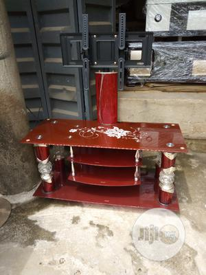 Glass Shelve With Wall Bracket | Furniture for sale in Lagos State, Ojo