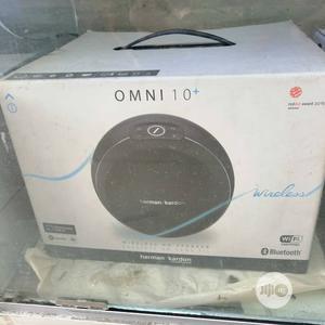 Harman Kardon Omni 10+ Bluetooth Speaker   Audio & Music Equipment for sale in Lagos State, Ikeja